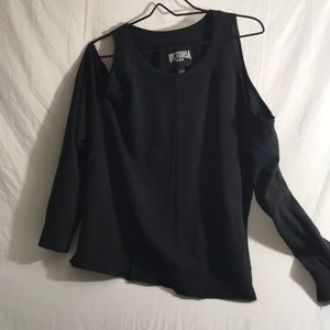 VS cold shoulder long sleeve